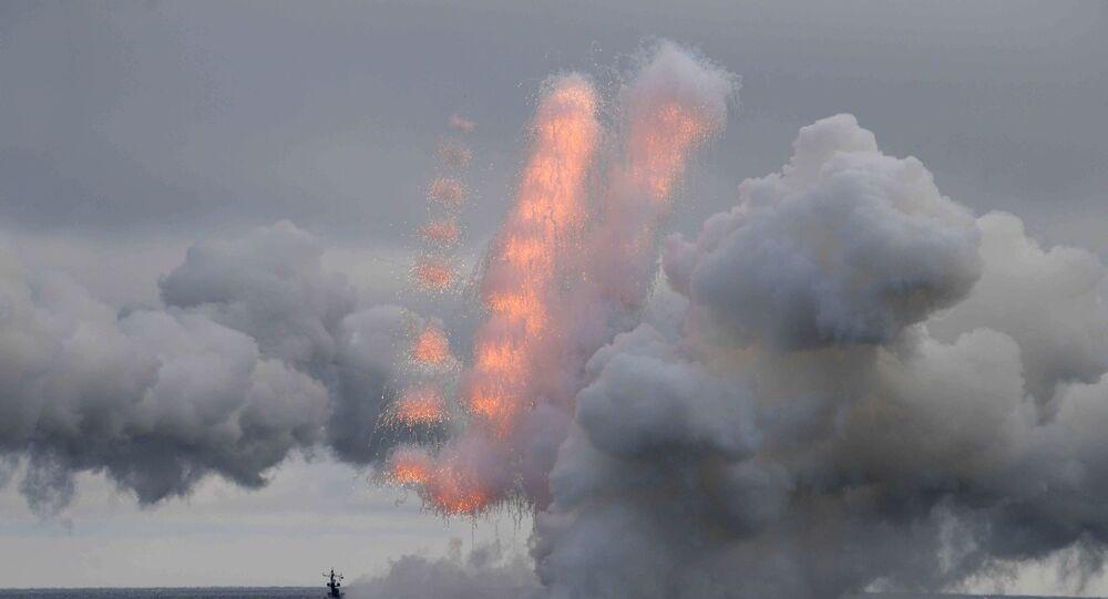Lanzamiento de misiles Kinzhal