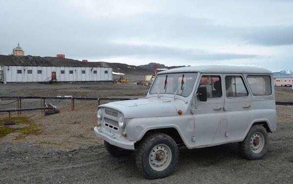 Estación antártica rusa de Bellingshausen - Sputnik Mundo