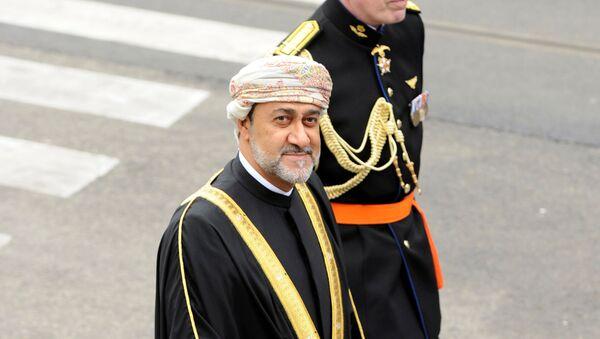 Haitham bin Tarek Said, nuevo sultán de Omán - Sputnik Mundo