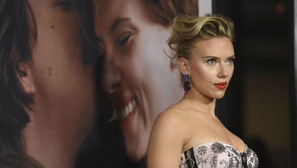 Scarlett Johansson, actriz estadounidense - Sputnik Mundo