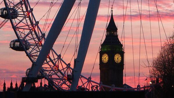 Londres, imagen referencial - Sputnik Mundo