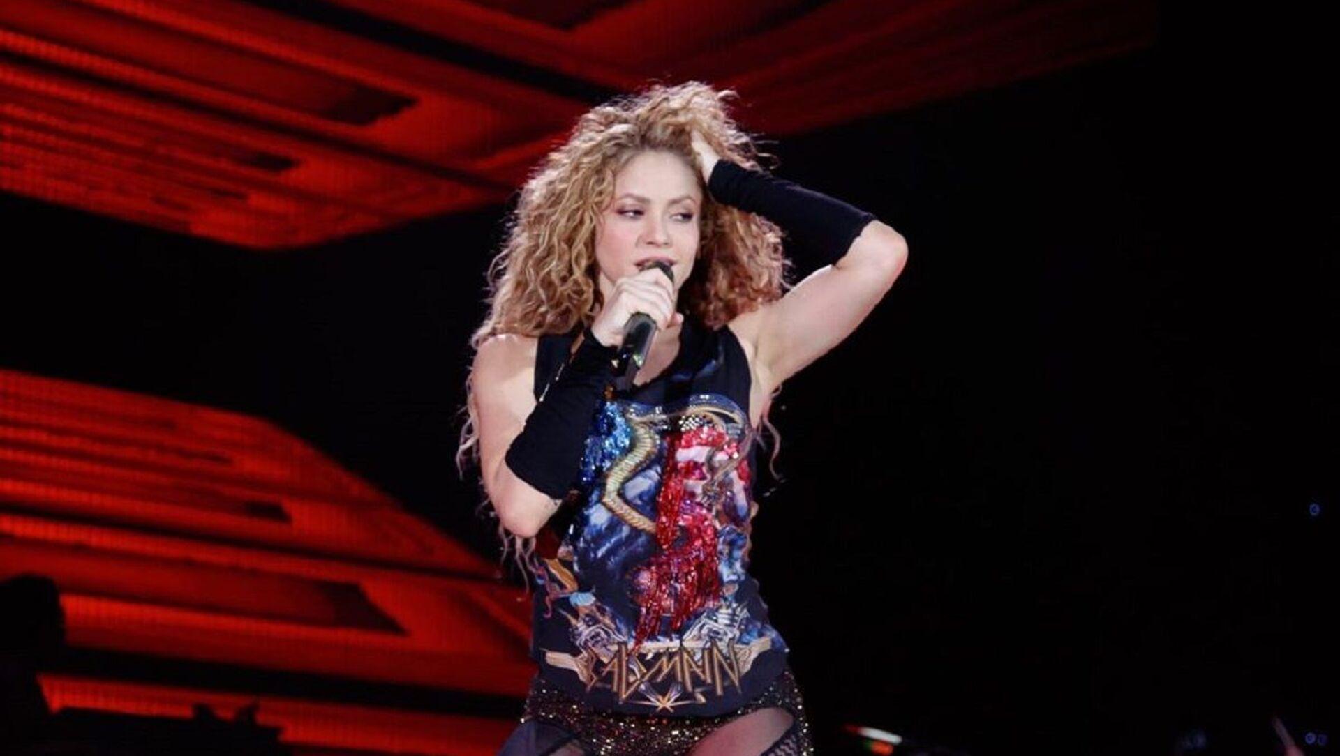Shakira, cantante colombiana - Sputnik Mundo, 1920, 14.01.2021