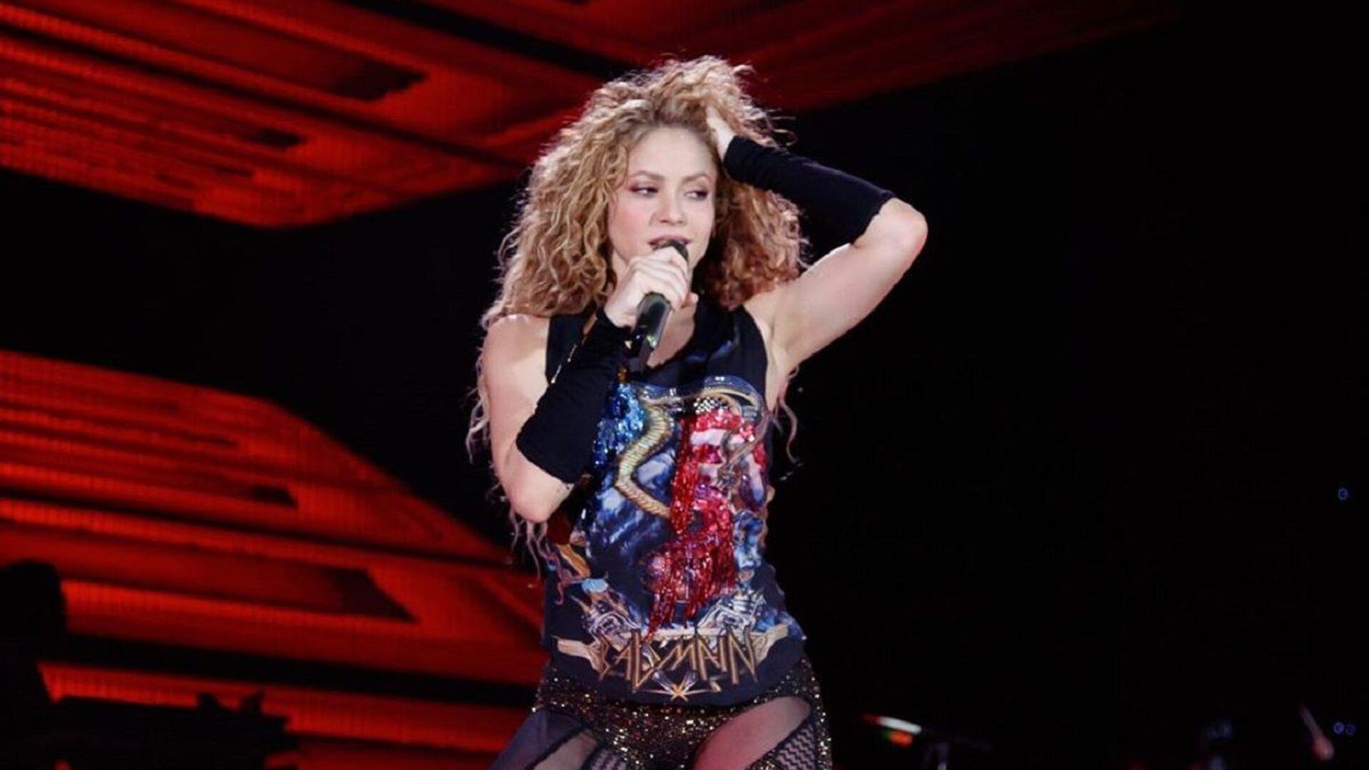 Shakira, cantante colombiana - Sputnik Mundo, 1920, 30.07.2021