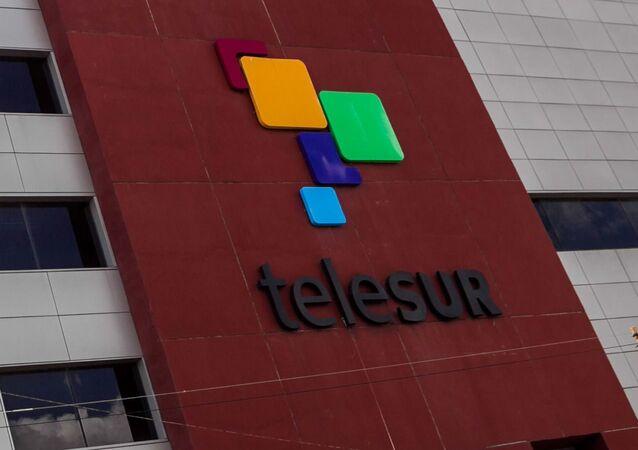 La sede de TeleSUR