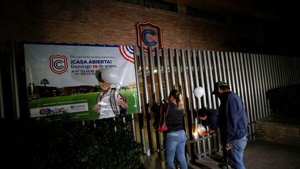 Lugar del tiroteo en Torreón - Sputnik Mundo