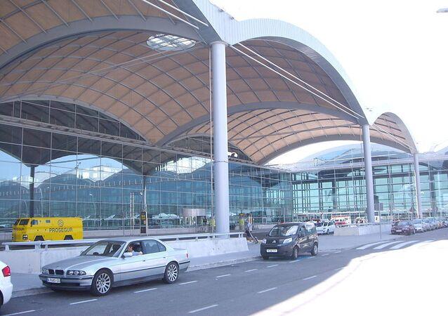 El Aeropuerto de Alicante-Elche