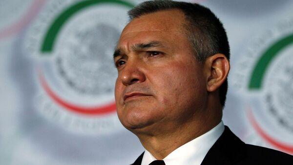 Genaro García Luna, exsecretario de Seguridad de México - Sputnik Mundo