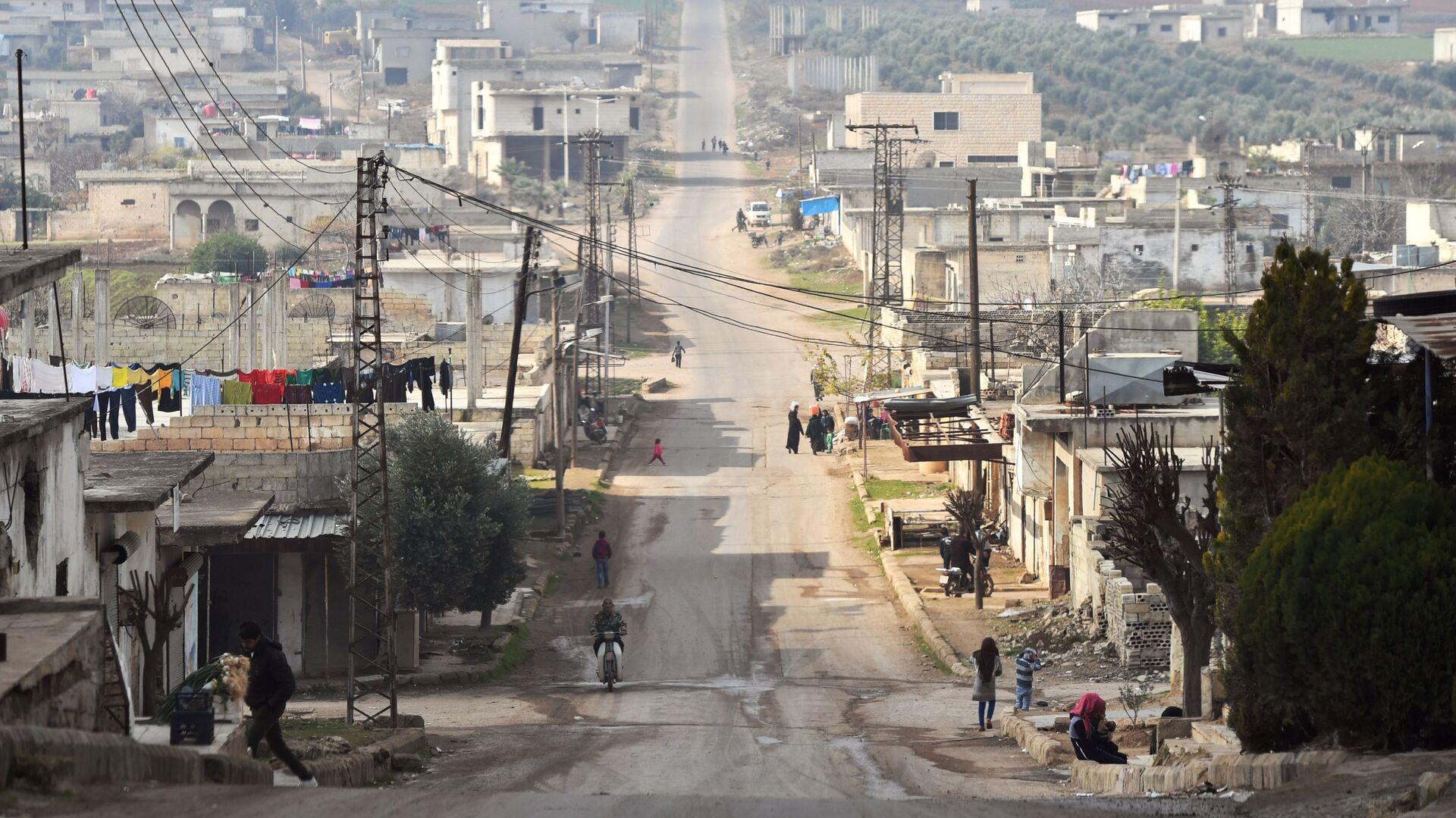 La situación en Siria (archivo) - Sputnik Mundo, 1920, 30.03.2021