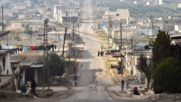 La situación en Siria (archivo) - Sputnik Mundo