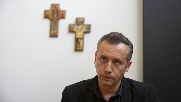 El Secretario de Cultura de Brasil, Roberto Alvim - Sputnik Mundo