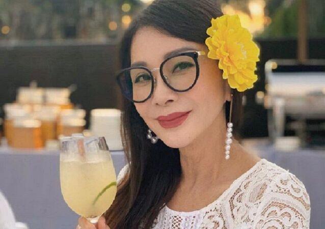 Chen Meifen, celebridad taiwanesa