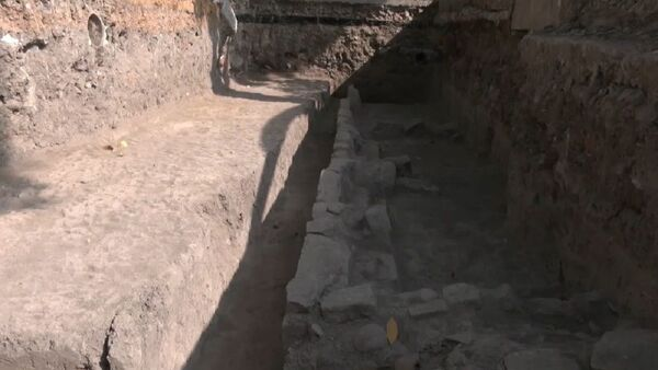 Así son las ruinas de una casa prehispánica descubierta en México - Sputnik Mundo