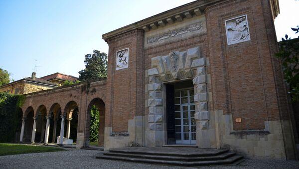 Ricci Oddi , galería de arte moderno en la ciudad italiana de Plasencia - Sputnik Mundo