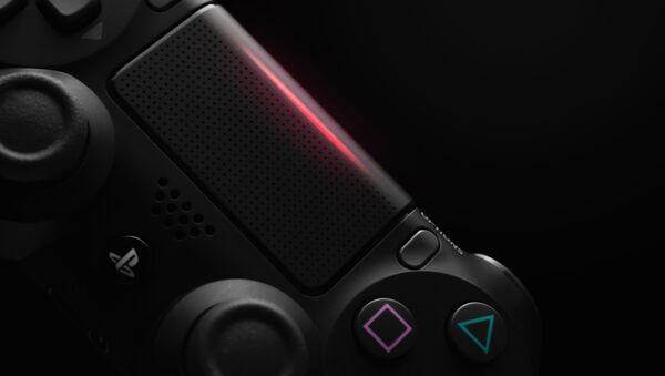 Un control de la videoconsola PlayStation 4 - Sputnik Mundo