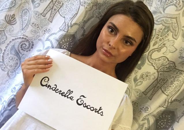 Katya, una joven ucraniana de 19 años que vendió su virginidad por 1,2 millones de euros