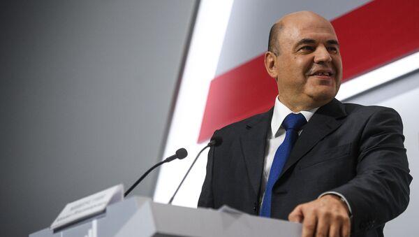 Mijaíl Mishustin, primer ministro de Rusia - Sputnik Mundo