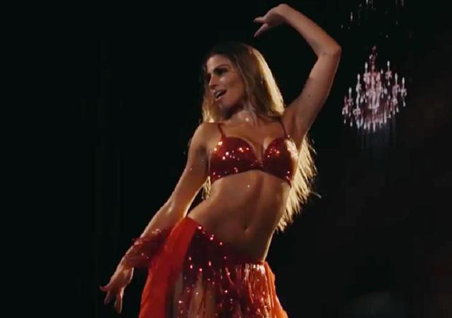 Isabella Chams Vega, la reina del Carnaval de Barranquilla