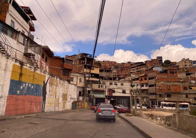 Barrio Brisas de Propatria, una zona popular en el oeste de Caracas