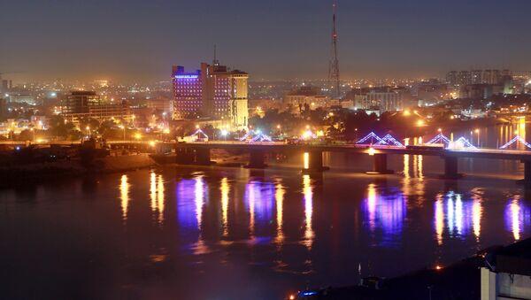 Zona Verde de Bagdad (Irak) - Sputnik Mundo