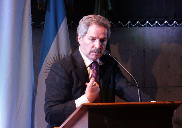 Felipe Solá, canciller de Argentina