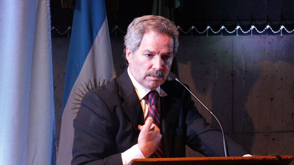 Felipe Solá, canciller de Argentina - Sputnik Mundo