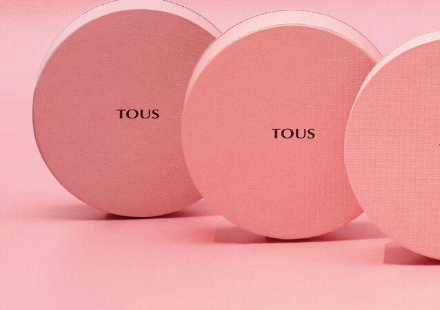 Unas cajas de Tous