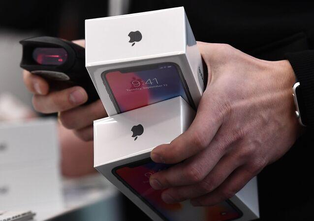 Un iPhone (imagen referencial)
