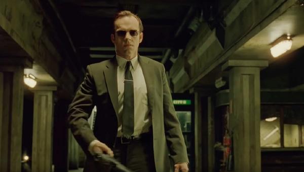 Agente Smith, captura de pantalla - Sputnik Mundo