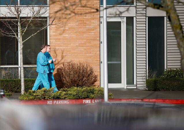 Médicos de EEUU, preocupados por el coronavirus