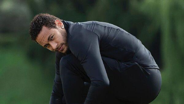 Neymar, futbolista brasileño - Sputnik Mundo