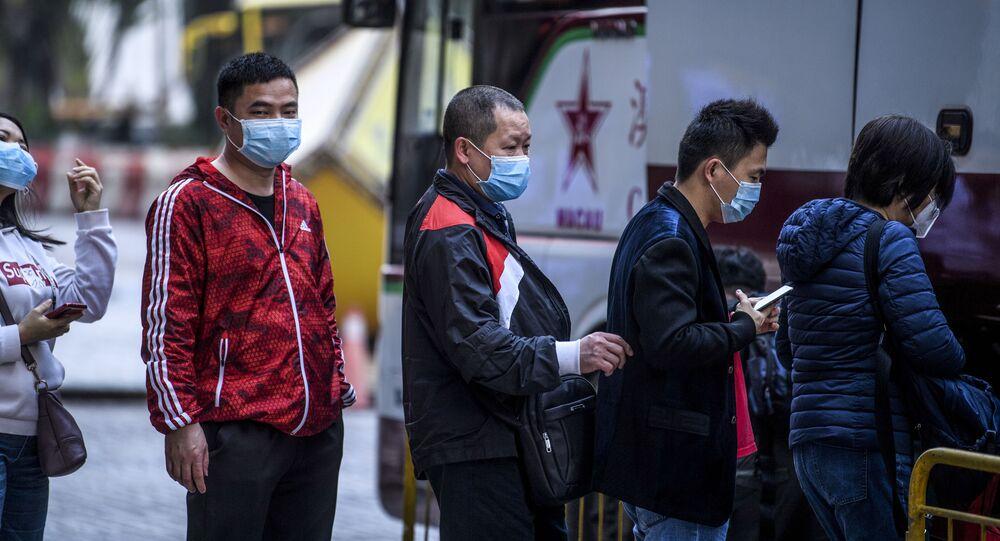 La situación en China