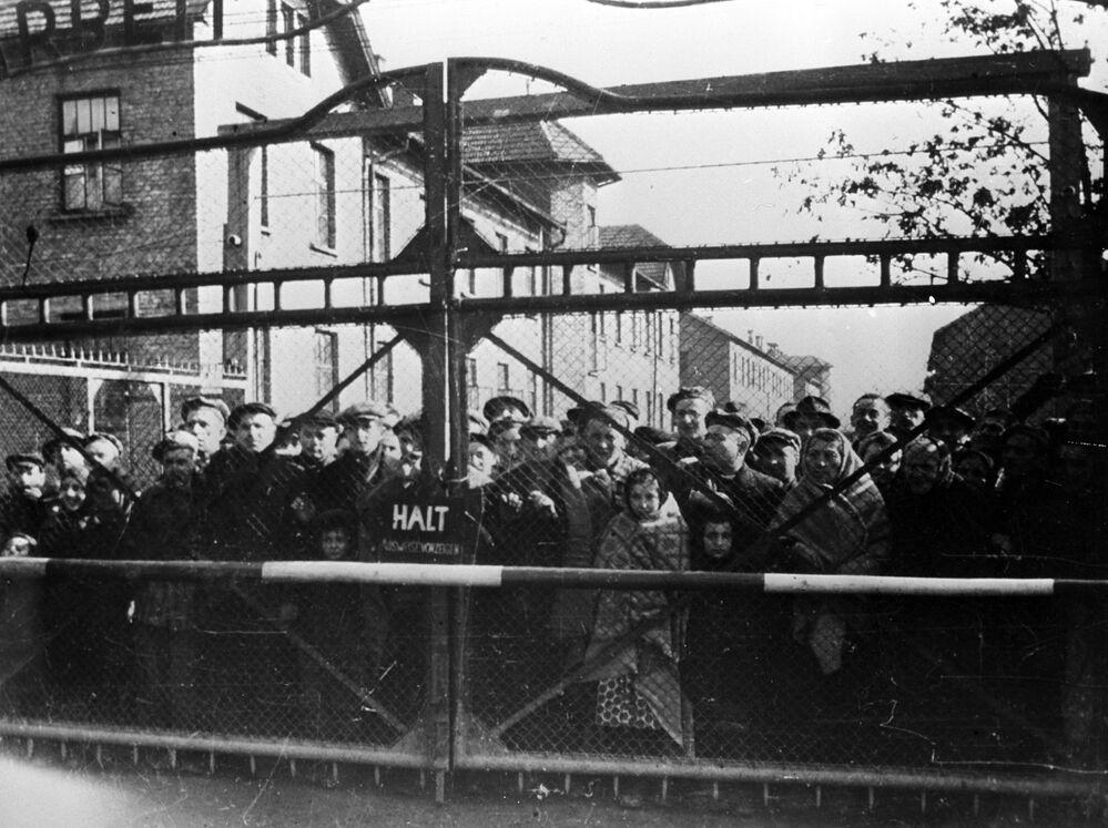Hace 75 años, la Unión Soviética liberó a los prisioneros de Auschwitz
