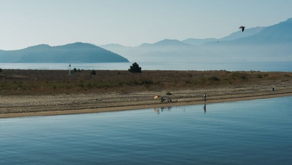 El mar Egeo - Sputnik Mundo