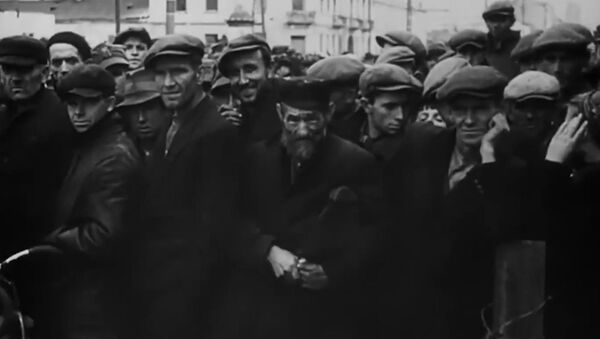 El Holocausto, una de las peores tragedias de la humanidad - Sputnik Mundo