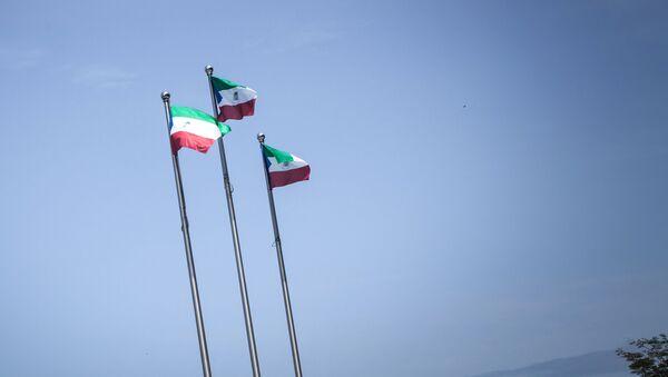 Bandera de Guinea Ecuatorial - Sputnik Mundo