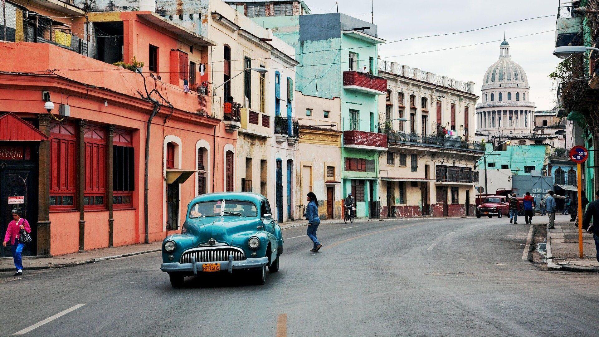 La Habana, la capital de Cuba (referencial) - Sputnik Mundo, 1920, 24.06.2021
