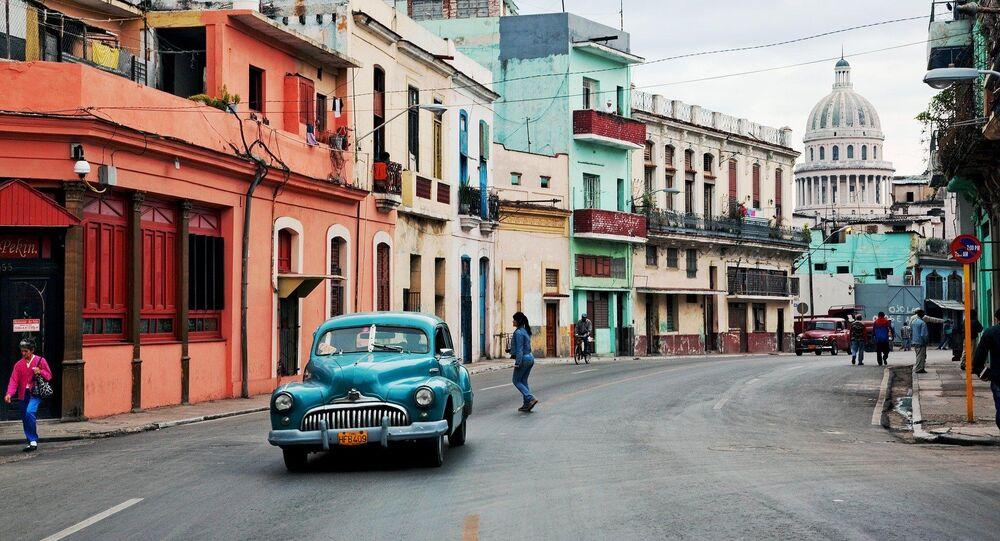 La Habana, la capital de Cuba (referencial)