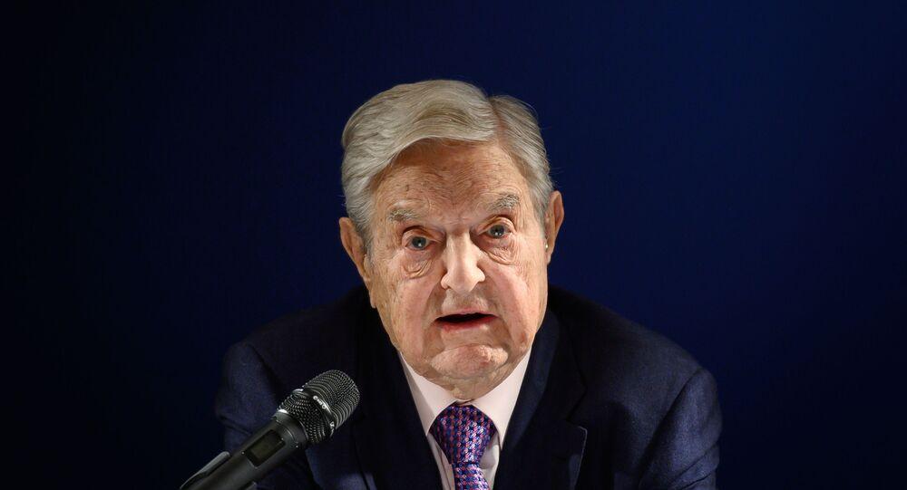 George Soros, inversor húngaro-estadounidense