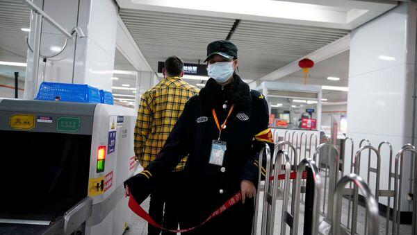 La situación en Shanghái, China - Sputnik Mundo
