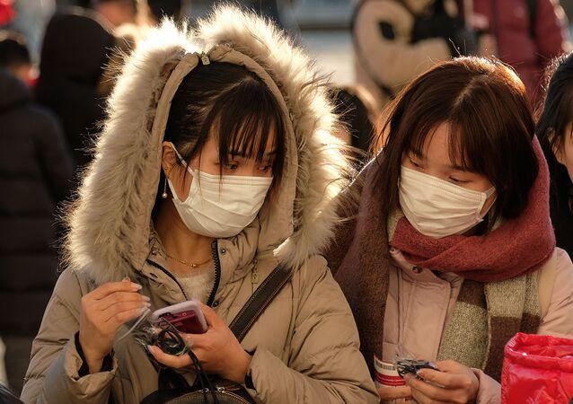 Las turistas chinas (archivo)