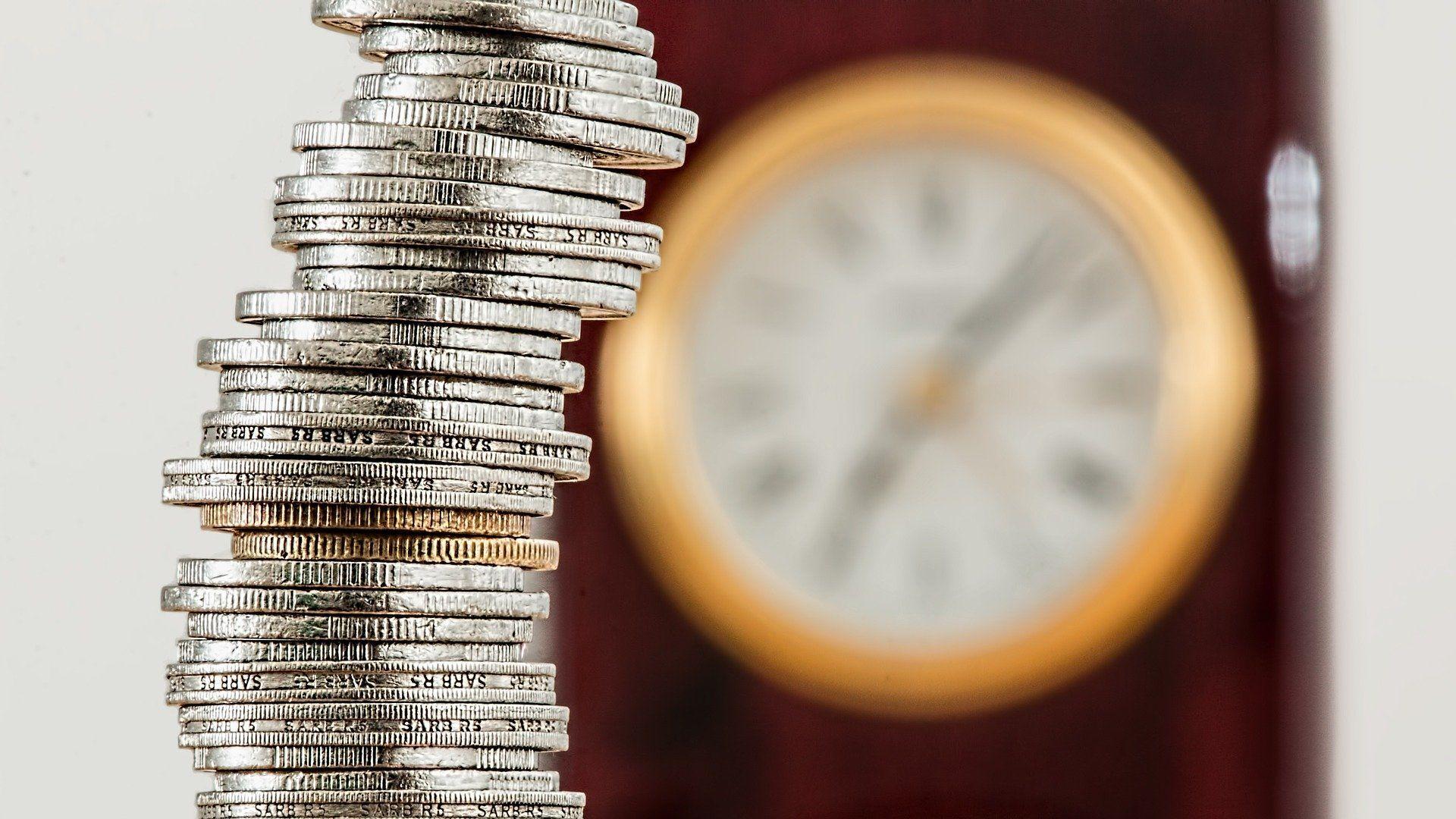 Monedas (imagen referencial) - Sputnik Mundo, 1920, 15.09.2021