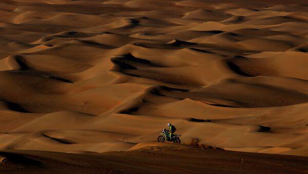 El 'rally' Dakar 2020 - Sputnik Mundo