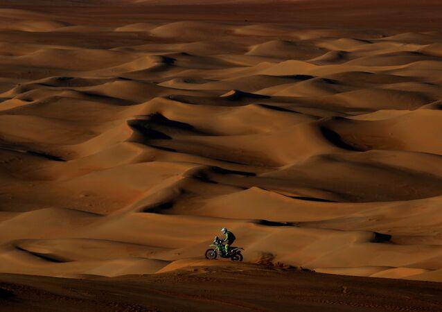El 'rally' Dakar 2020