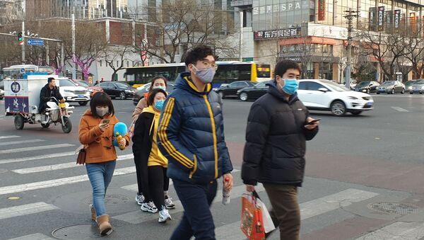 Situación en China  - Sputnik Mundo