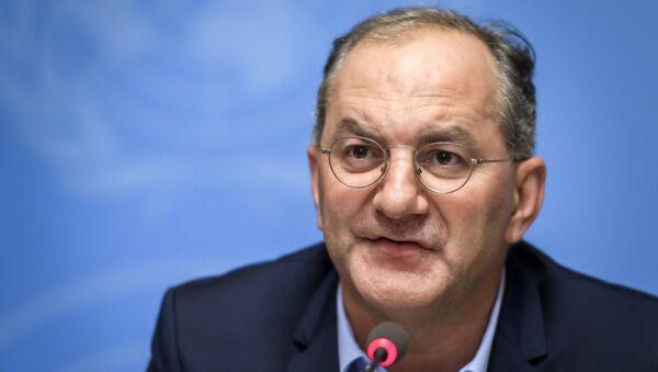 Peter Salama, el director ejecutivo de la OMS - Sputnik Mundo