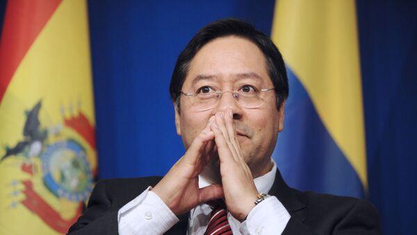 Luis Arce Catacora, candidato presidencial boliviano - Sputnik Mundo