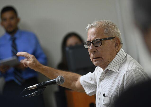 Juan Rafael Bustillo, exgeneral salvadoreño