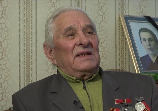 El exprisionero de Auschwitz n.º 148568: No creíamos que fuéramos a sobrevivir