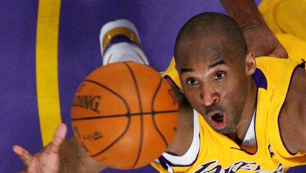 Kobe Bryant - Sputnik Mundo