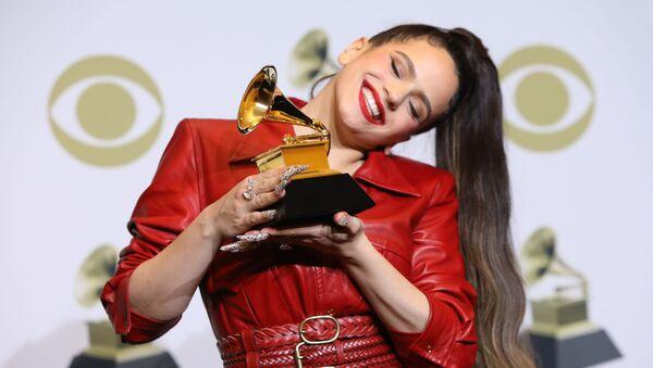 Los Premios Grammy 2020, en imágenes - Sputnik Mundo